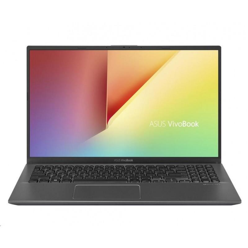"""ASUS Vivobook X512FA-EJ885R i5-8265U 8GB 256GB SSD 15.6""""FHD UMA Win 10 Pro šedý,taška,myš"""