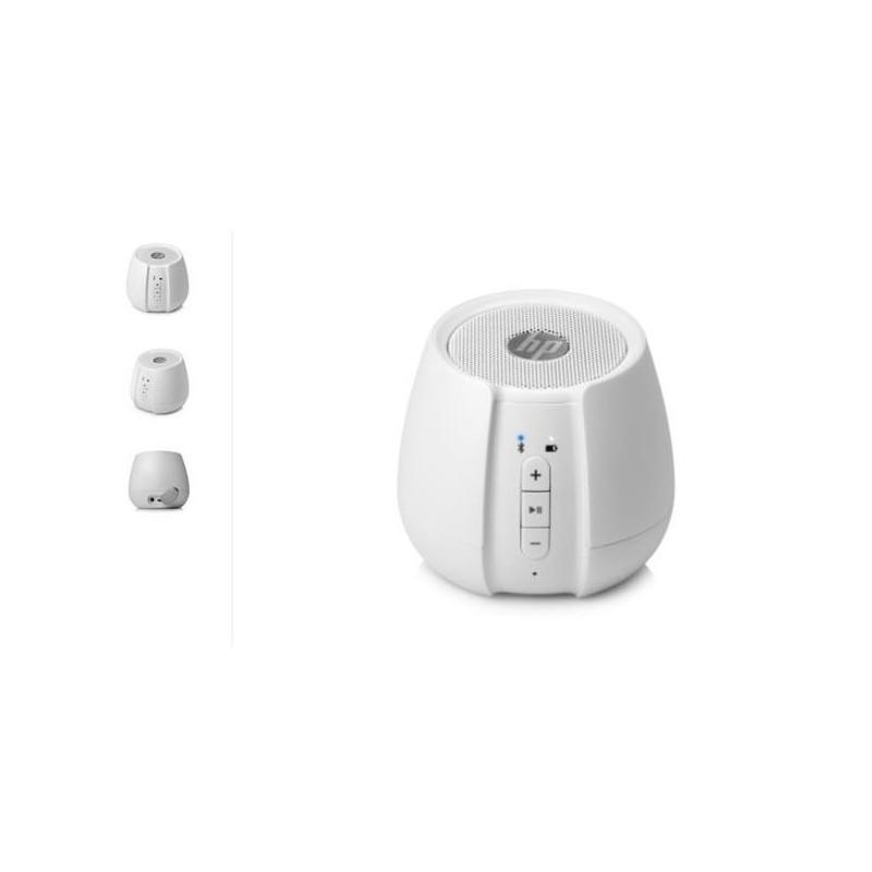 HP Wireless Speaker S6500 White N5G10AA#ABB
