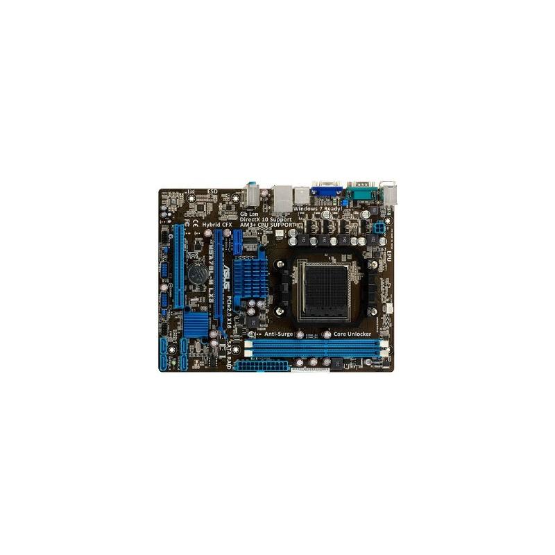 ASUS M5A78L-M LX3, 760G, DualDDR3-1333, 6xSATA2, D-SUB, GBLAN, mATX