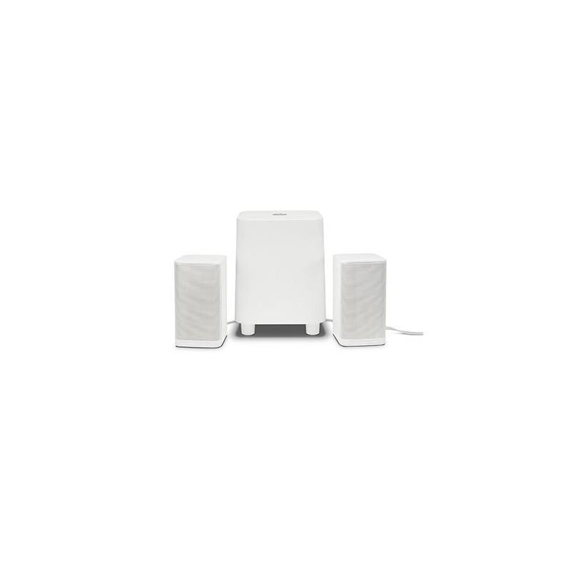 HP 2.1 PC White S7000 Speaker K7S76AA#ABB