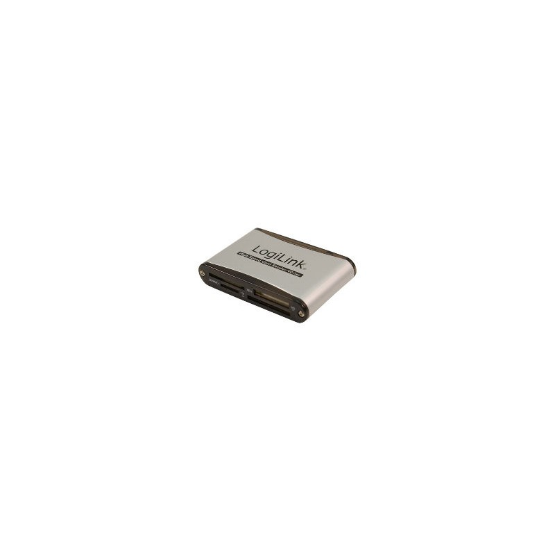 LOGILINK - Externá čítačka pamäťových kariet USB 2.0 56v1 CR0001B