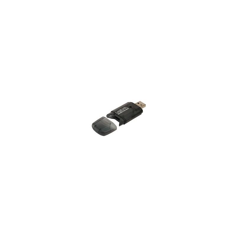 LOGILINK - Čítačka kariet SD/MMC USB 2.0 CR0007