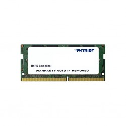 Patriot Signature DDR4 4GB 2133MHz CL15 SODIMM PSD44G213381S