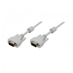 LOGILINK - Cable VGA with Ferrite Cores, 5 Meter CV0027