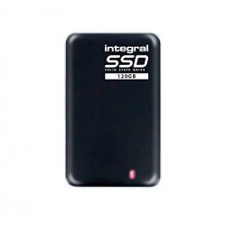 Integral PORTABLE SSD EXTERNAL, 120GB, USB3.0, R/W 400/370 MB/s INSSD120GPORT3.0