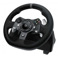 Logitech STEERING WHEEL G920,STARLIGHT,IN-HOUSE/EMS,NO...