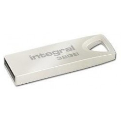 INTEGRAL USB flash disk ARC 2.0 32GB kovový INFD32GBARC