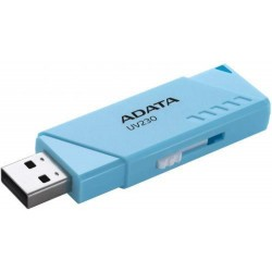 Flashdrive Adata UV230 32GB, Blue AUV230-32G-RBL