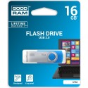 GOODRAM USB flash disk UTS2 16GB USB 2.0 Modrá UTS2-0160B0R11