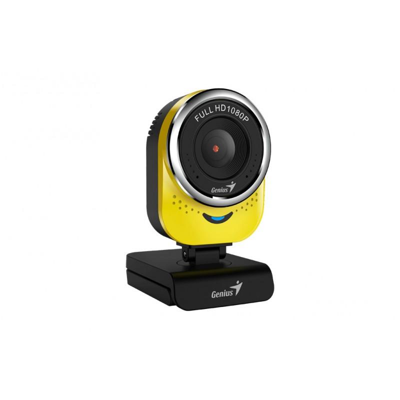 Genius QCam 6000, Yellow 32200002403