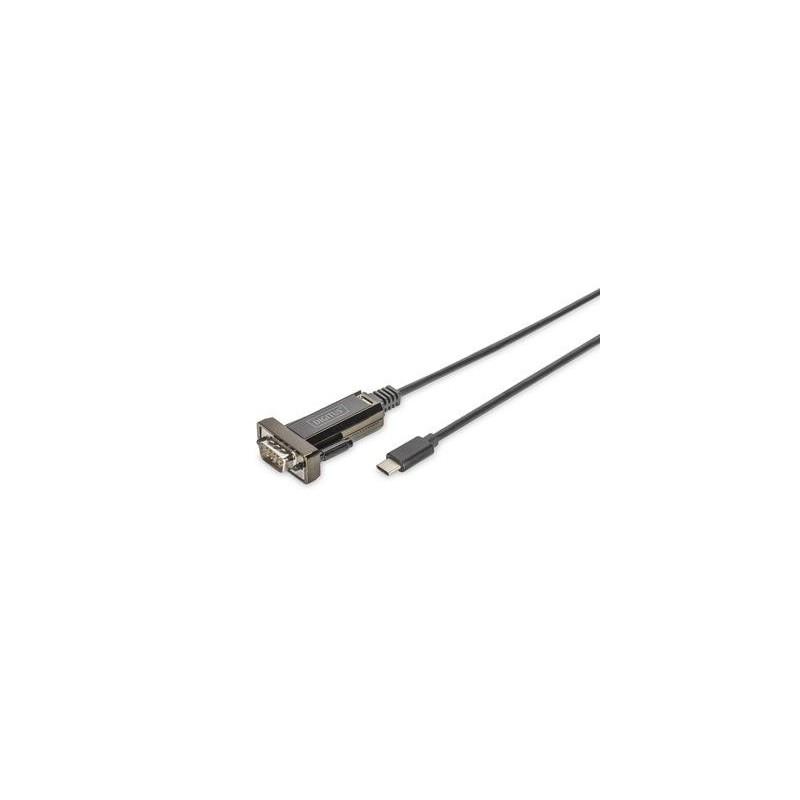 Digitus USB Type C to serial adapter DA-70166
