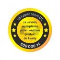 Qoltec Prepäťová ochrana (8 zásuviek), 1,4m 50265