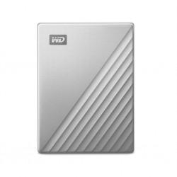 External HDD WD My Passport Ultra for Mac 2.5' 4TB USB3.1 Silver...