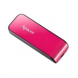 Apacer flash disk 16GB AH334 USB 2.0 ružový AP16GAH334P-1