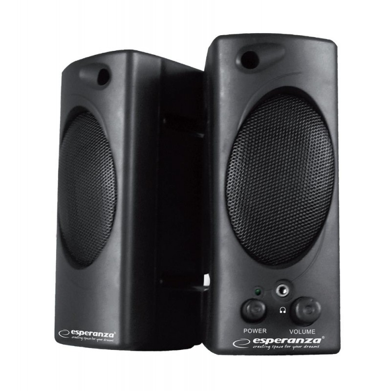 ESPERANZA EP148 TEMPO - reproduktory 2.0 USB - 2 x 1W EP148 - 5901299941508