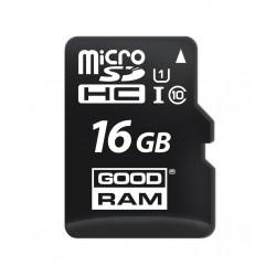 GOODRAM Pamäťová karta 16GB M1A0 micro SDHC CL10 UHS-I M1A0-0160R12