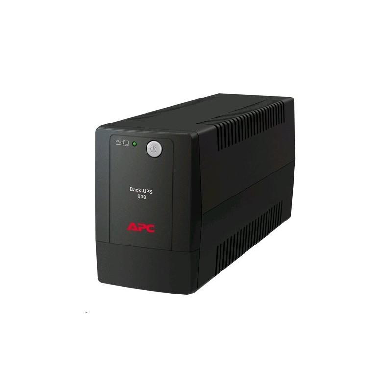 APC Back-UPS 650VA, 230V, AVR, IEC Sockets BX650LI