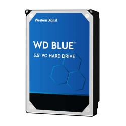 WD Blue WD60EZAZ 6TB HDD 3.5', SATA/600, 256MB cache