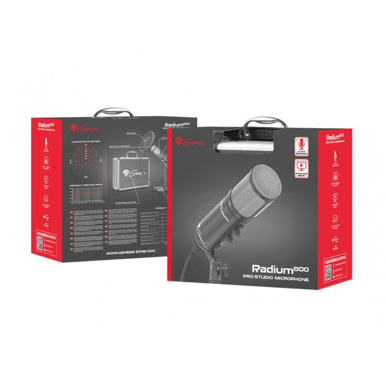 Genesis Studio Microphone Radium 600 NGM-1241