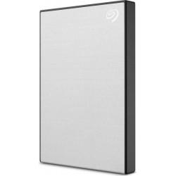 Seagate Backup Plus Slim - externý HDD 2.5' 1TB, USB 3.0, strieborny STHN1000401