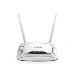 TP-LINK TL-WR843ND, bezdrátový N router, 1x WAN, 4x LAN, 802.11n 300Mbps