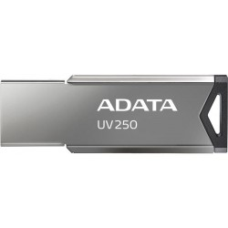 Adata USB 2.0 Flash Drive UV250 16GB BLACK AUV250-16G-RBK