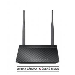 ASUS RT-N12 ver.D, Wireless LAN N Router 300Mbps, odnimatelne 5dBi anteny 90-IG10002MB0-3PA0-