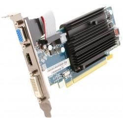 Sapphire Radeon HD 5450, 2GB DDR3 (64 Bit) HDMI, DVI-D, VGA, LITE 11166-45-20G