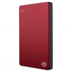 Seagate Backup Plus Slim - externý HDD 2.5' 2TB, USB 3.0, červená STHN2000403
