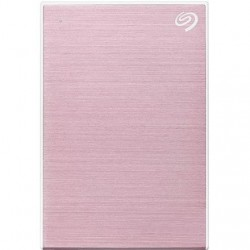 HDD Seagate Backup Plus Slim, 2.5', 2TB, USB 3.0, rose gold STHN2000405