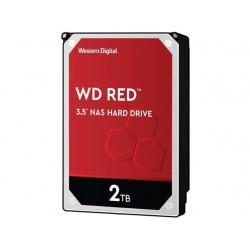 Internal HDD WD Red 3.5' 2TB SATA3 256MB IntelliPower, 24x7, NASware™ WD20EFAX