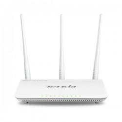 Tenda F303 Wireless-N router 300Mbps (3xLAN, 1xWAN), 3x5dBi fix.ant, WISP