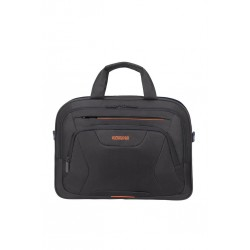 Bag American T. 33G39005 ATWORK 15,6' comp, doc, tblt, pock, black/orange 33G-39-005