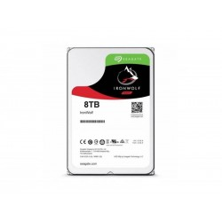 Seagate IronWolf HDD 3.5' 8TB SATA3 7200RPM 256MB ST8000VN004