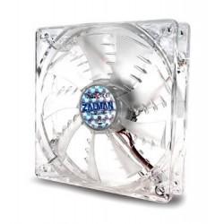Zalman ventilátor do PC skrine ZM-F3 modrý LED (SHARK FIN) 120mm ZM-F3 LED(SF)..
