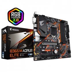 Gigabyte B365 M AORUS ELITE, 1151, DDR4, HDMI, DP, DVI-D