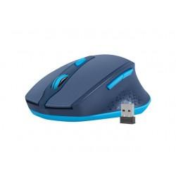 Natec Bezdrôtová myš SISKIN 2400 DPI modrá NMY-1424