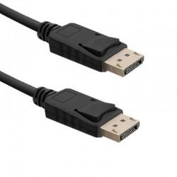 Qoltec DisplayPort v1.4 male / DisplayPort v1.4 male | 1.5m 50586