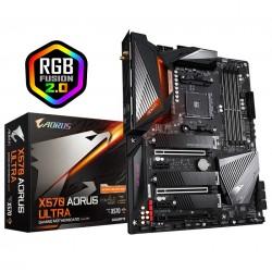 Gigabyte X570 AORUS ULTRA, AM4, X570, DDR4, 3xM.2 Socket 3, 6xSATA...