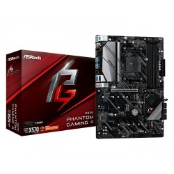 ASRock X570 PHANTOM GAMING 4, AMD AM4 X570/4DDR4/8SATA3