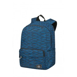 Backpack American T. 24G81022 UG LIFESTYLE BP, docu, pockets, Blue Ocean 24G-81-022