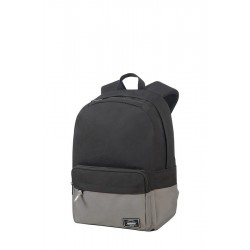 Backpack American T. 24G49022 UG LIFESTYLE BP 1,docu, pockets, black/grey 24G-49-022