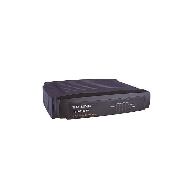 TP-LINK TL-SG1005D 5 x 10/100/1000 Mbs