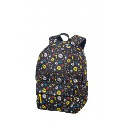 Backpack American T. 24G59022 UG LIFESTYLE BP 1,docu, pockets, Pop Black 24G-59-022