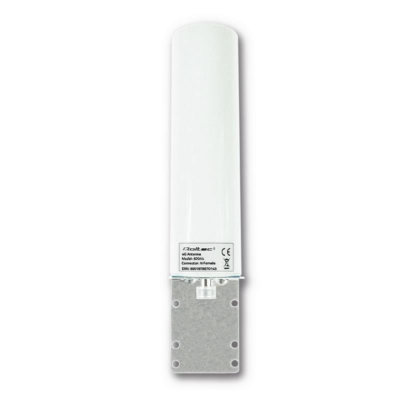 Qoltec Anténa 4G LTE | 30dBi | outdoor 57014
