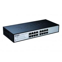 D-Link DES-1100-16 16-port 10/100 EasySmart Switch