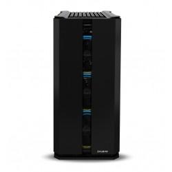 Zalman Chasis X3 black (Tempered glass,4 X RGB LED FANS,2 x RGB LED bars on top) X3_black
