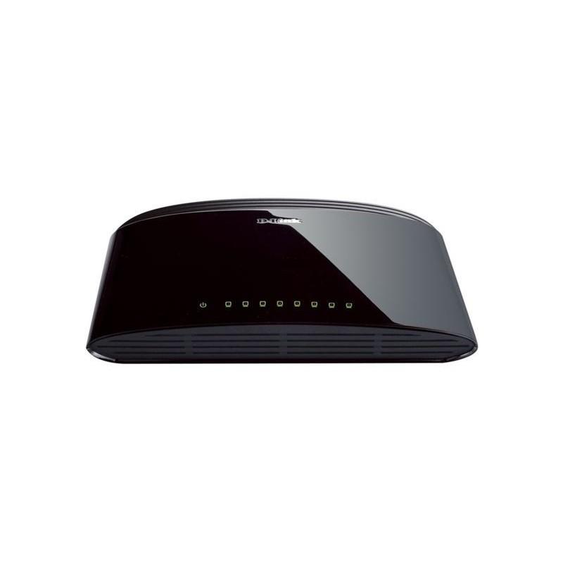 D-Link DES-1008D 8-port 10/100Mb switch DES-1008D/E