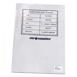Laminovacia fólia A3, 100 mic, lesklá*100ks fólií LAMPOA3000100