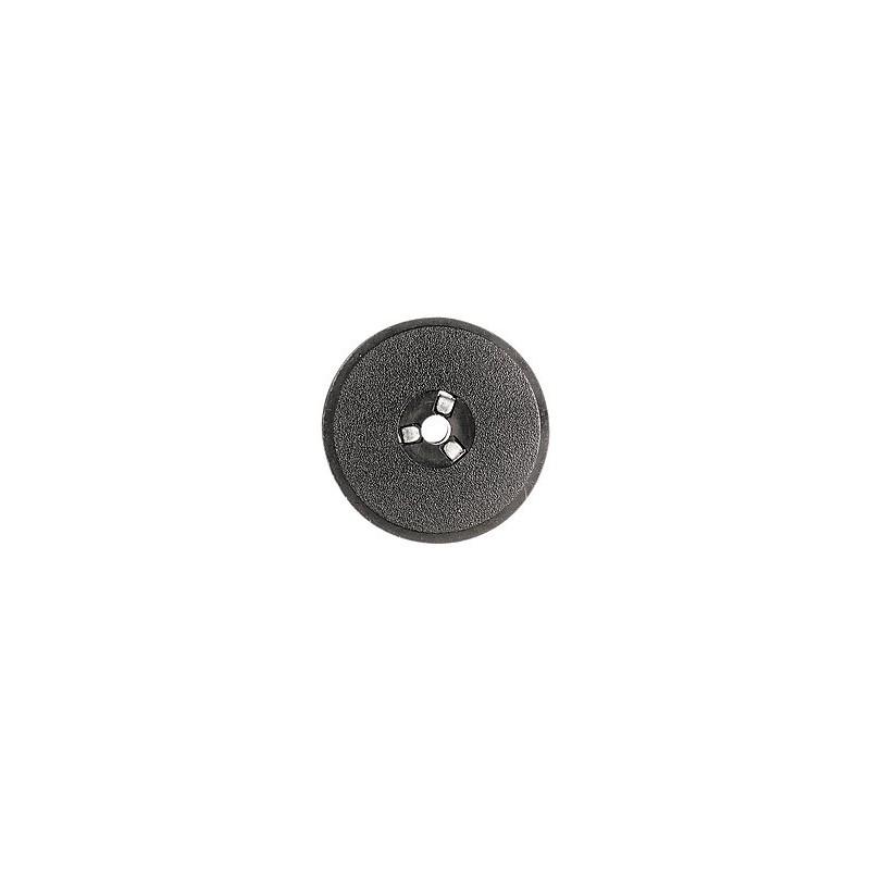 páska ARMOR 13x6, nylon, čierno-červená Nr.35 F60237